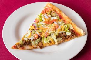 Taco Pizza - delivery menu