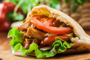 Chicken Breast Sandwich - delivery menu