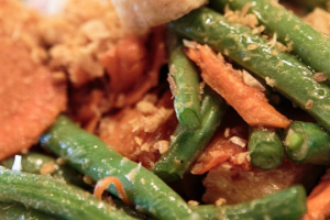 Garlic Green Beans - delivery menu