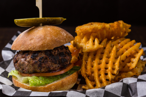 Beef Brisket Burger - delivery menu