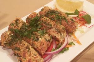 Paneer Chandni Sheekh - delivery menu