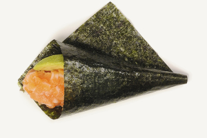 Salmon Temaki - delivery menu
