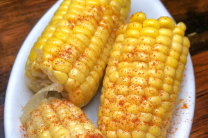 Corn on the Cob - delivery menu