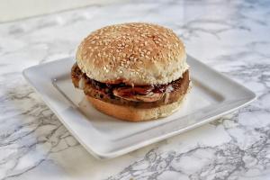 Shroom Steakhouse Burger - delivery menu