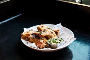 Crispy Chicken Wings - delivery menu