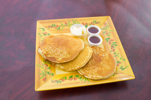 Pancakes - delivery menu