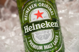 Heineken (Dutch, 5.4% Alc) 12 oz Bottle or 6-Pack Bottles - delivery menu