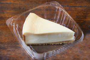 Slice of Cheesecake - delivery menu