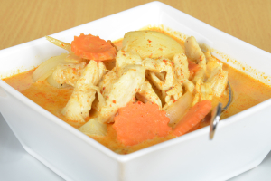 37. Yellow Curry - delivery menu
