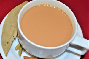 SPICE TEA  (Milk or Black) - delivery menu