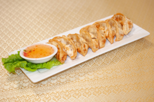 1. Pot Sticker Chicken  - delivery menu