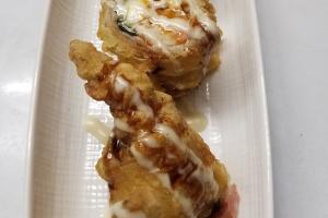 Bacon-Wrapped Shrimp - delivery menu