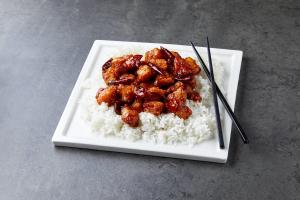 75. Orange Peel Chicken - delivery menu
