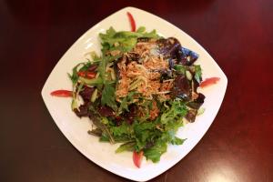 Original dressing mix salad - delivery menu