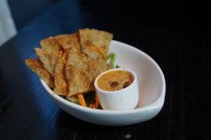 A3. Massamun Curry and Roti - delivery menu