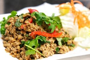 19. Larb Salad - delivery menu