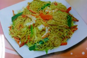 Singapore Mei Fun Noodle - delivery menu