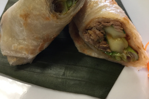 12. Duck Roll - delivery menu