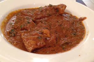 47. Lamb Curry - delivery menu