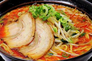 N1. Tonkotsu Ramen - delivery menu
