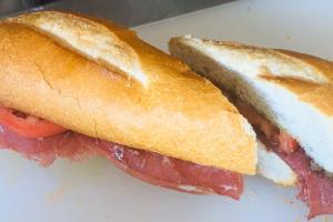 Brunito's Panini - delivery menu