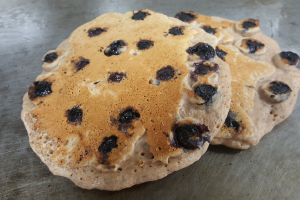 Blueberry Pancakes - delivery menu