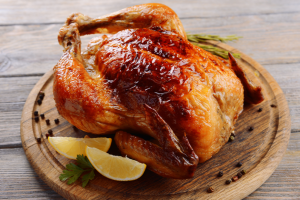 Whole Organic Chicken - delivery menu