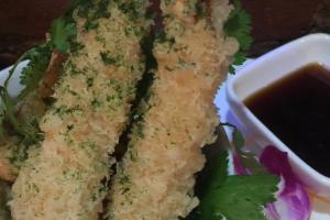 Shrimp Tempura App - delivery menu