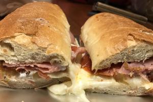 Italian Grinder - delivery menu