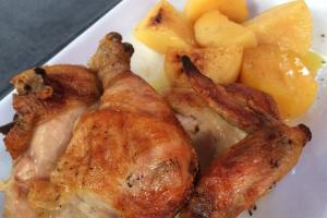 Whole Chicken Rotisserie - delivery menu