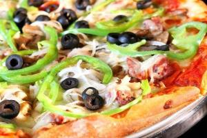 Aliacci Deluxe Pizza - delivery menu
