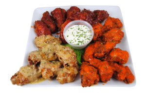 50 Piece Wings - delivery menu