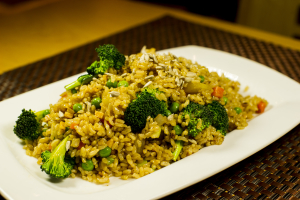 R10. Traditional Fried Rice - delivery menu