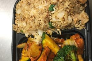 916. Hot Garlic Pork Lunch Special - delivery menu