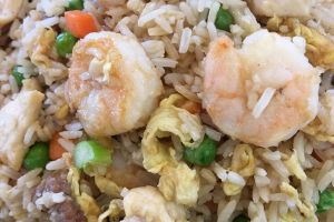 R4. House Special Fried Rice - delivery menu
