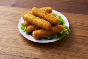 6 Mozzarella Cheese Sticks - delivery menu