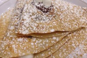 S'mores Crepe - delivery menu