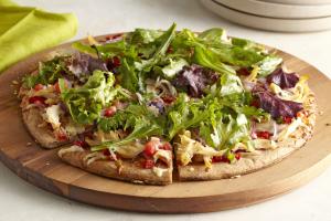 Mediterranean Pizza - delivery menu