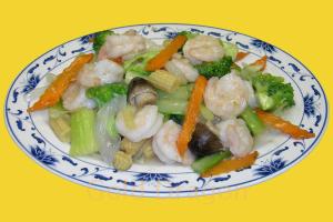 170. Shrimp Kow with Vegetables - delivery menu