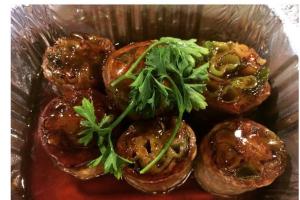 Beef Negimaki (app) - delivery menu