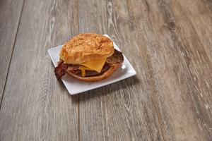 Texas Burger - delivery menu