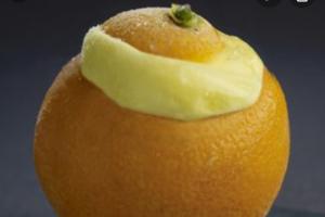 Orange Ripieno Ice - delivery menu