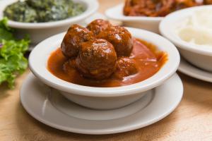 Swedish Meatballs - delivery menu