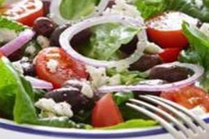 Mediterranean Salad - delivery menu