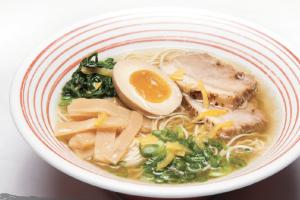 Yuzu Shio Ramen - delivery menu