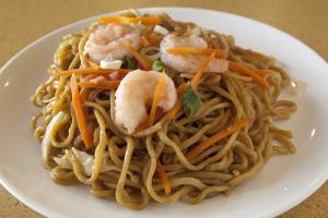 Shrimp Chow Mein - delivery menu