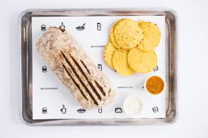 R1. Torpedo Burrito - delivery menu