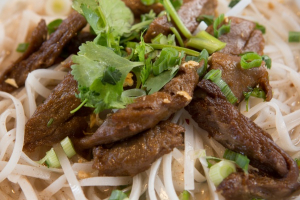 Bodhi Beef Noodle Soup - delivery menu