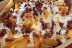 Loaded Cheese Fries - delivery menu