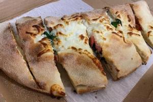 Greek CALZONE - delivery menu
